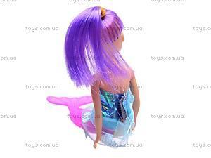 Детская кукла-русалка, в колбе, 08087E, купить