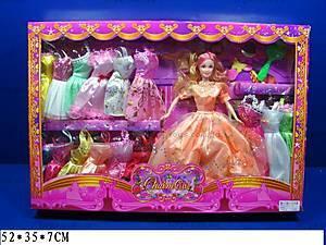 Детская кукла, с аксессуарами, 88085D