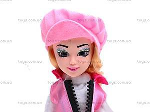 Детская кукла с аксессуарами, SQ-62016B-1, купить