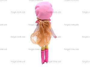 Детская кукла с аксессуарами, SQ-62016B-1, отзывы