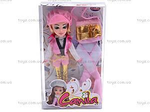 Детская кукла с аксессуарами, SQ-62016B-1, цена