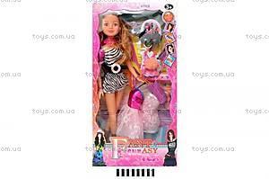 Детская кукла с аксессуарами, 8830-7D