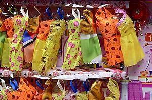 Детская кукла с нарядами, 6688A/88B, іграшки