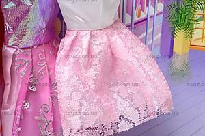 Детская кукла с платьями, 6608 A, купить