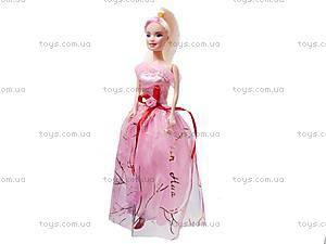 Детская кукла с платьями, 6608 A, фото