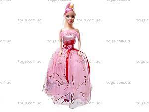 Детская кукла с платьями, 6608 A, отзывы