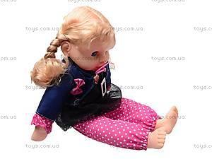 Детская кукла с соской, 231A, купить