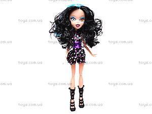 Детская кукла серии Monster High с аксессуарами, 668B+