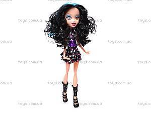 Детская кукла серии Monster High с аксессуарами, 668B+, отзывы