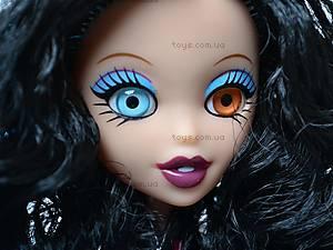 Детская кукла серии Monster High с аксессуарами, 668B+, цена