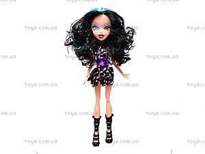 Детская кукла серии Monster High с аксессуарами, 668B+, детские игрушки