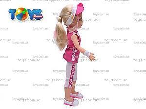 Детская кукла «Теннисистка», 88106, фото