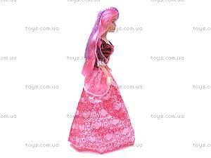 Детская кукла типа Барби с набором одежды, M82065, купить