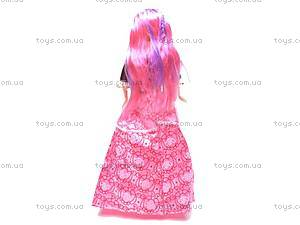 Детская кукла типа Барби с набором одежды, M82065, фото