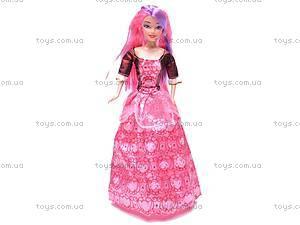 Детская кукла типа Барби с набором одежды, M82065