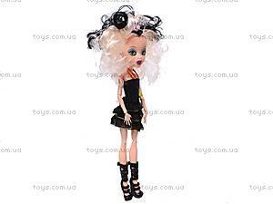 Детская кукла типа «Monster High», 668A+, фото