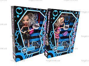 Детская кукла типа «Monster High», 668A+