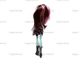 Детская кукла типа Monster High, H970-4, купить