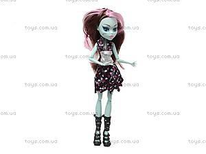 Детская кукла типа Monster High, H970-4, фото