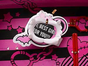 Детская кукла типа Monster High, H970-4, цена