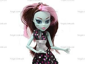 Детская кукла типа Monster High, H970-4, игрушки