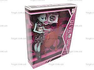 Детская кукла типа Monster High, H970-4