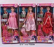 Детская кукла типа «Барби», беременная, 2009D, фото