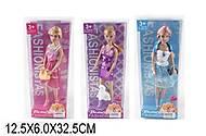 Детская кукла типа «Барби» с аксессуарами, 6012123HW, фото