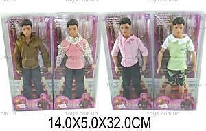 Детская кукла типа «Кен», 60611-4