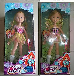 Детская кукла Winx для девочек, 36046