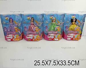 Детская кукла Winx, с аксессуарами, WX793-4