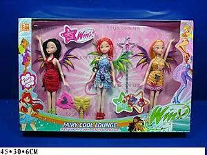 Детская кукла Winx, с крылышками, 3677