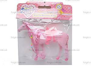Детская кукольная лошадка, 3306, детские игрушки