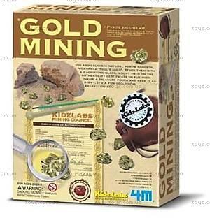 Детская лаборатория «Добыча золота», 03259