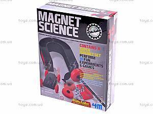 Детская лаборатория «Опыты с магнитами», 03291, цена