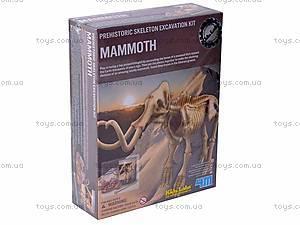 Детская лаборатория «Раскопки мамонта», 03236, цена