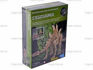 Детская лаборатория «Раскопки Стегозавра», 03229, фото
