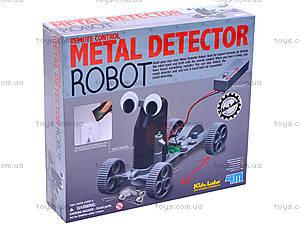 Детская лаборатория «Робот-металлоискатель», 03297, детские игрушки