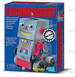 Детская лаборатория «Техноробот», 03254
