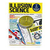 Детская лаборатория экспериментов «Иллюзия», 00-03256, отзывы