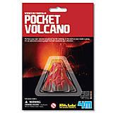 Детская лаборатория «Карманный вулкан», 00-03218, фото