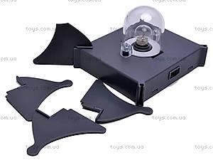 Детская лаборатория «Лампа-проектор созвездий», 13233, магазин игрушек