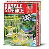 Детская лаборатория. Опыты с мыльными пузырями , 00-03351, купить
