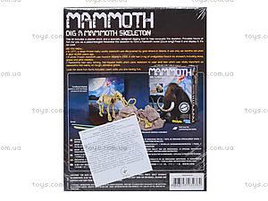 Детская лаборатория «Раскопки. Скелет мамонта», 03236, фото