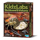 Детская лаборатория «Зыбучие пески и вулкан», 00-03365, фото
