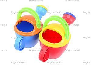 Детская лейка, разноцветная, , игрушки