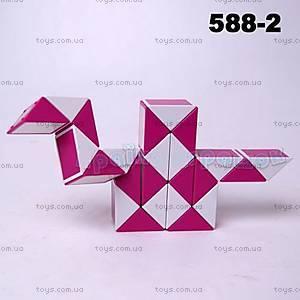 Детская логическая головоломка «Змейка», 588-2
