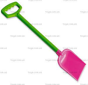 Детская лопатка, 2-х цветная, 01230