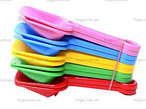Детская лопатка, пластиковая, 1776, toys.com.ua