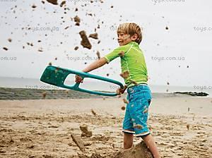 Детская лопатка SСOPPI с ситом для песка и снега, 170204, купить